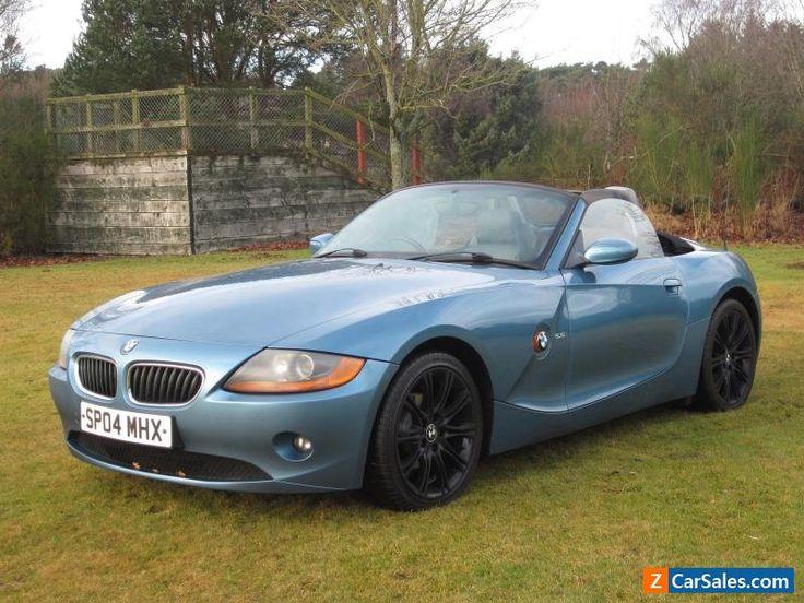2004 BMW Z4 CONVERTIBLE #bmw #z4 #forsale #unitedkingdom