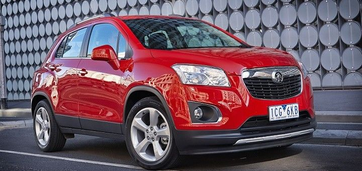 Holden Trax Gets 1.4-Liter Engine For 2015 Model Year
