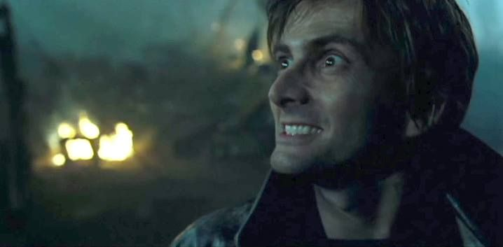 Barty Crouch jr. He had issues.......