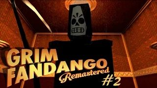 In this episode of Grim Fandango Remastered we're looking for a lead on a rich dead saint.  Let's Play the Grim Fandango Remastered! Grim Fandango is a Tim Schafer comedic adventure game with art deco/Day of the Dead stylings and a amazing story. Join me Manny Calavera (protagonist) as we romp around in the afterlife.