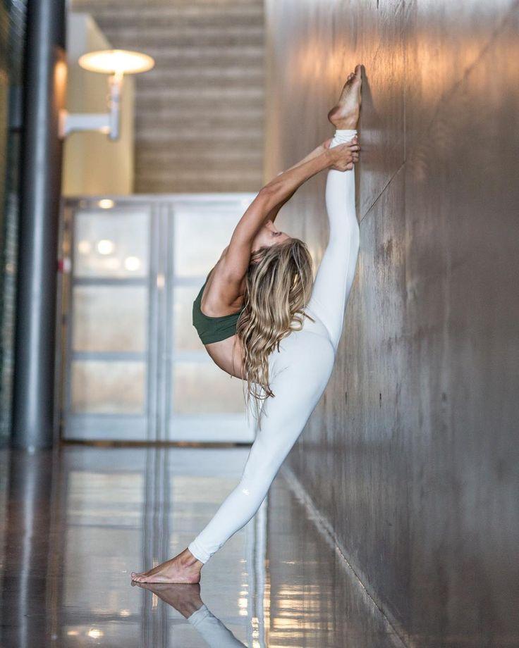 Best 25+ Cool Yoga Poses Ideas On Pinterest