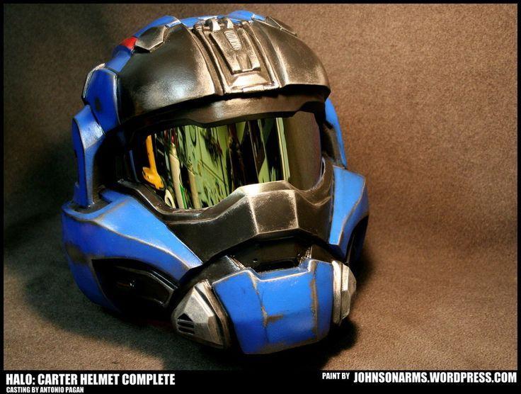 Helmet Concept 7 Halo Carter Helmet -10 Helmet Concepts for 2016 I wish I could buy today