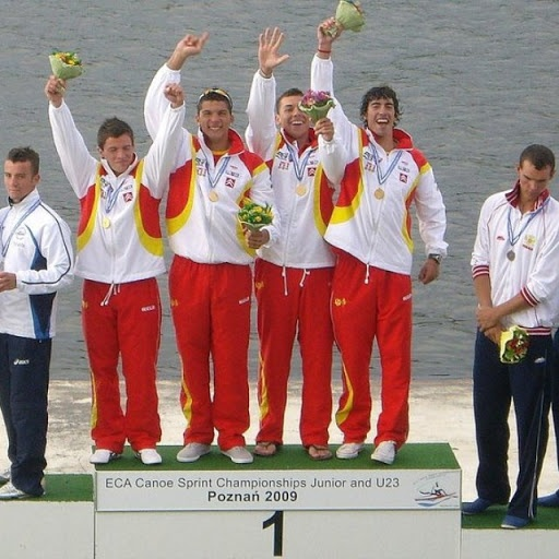 Medalla de Oro Campeonato de Europa 2009- Poznan-Polonia