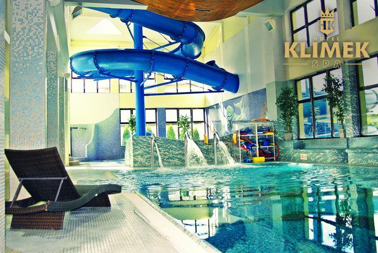 Wiecie, że w Hotelu Klimek****SPA możecie wziąć udział w gimnastyce w basenie? Serdecznie zapraszamy, moc pozytywnej energii gwarantowana. #muszyna #hotelklimek #basen #aquapark #fitness #aquaareobik #fit