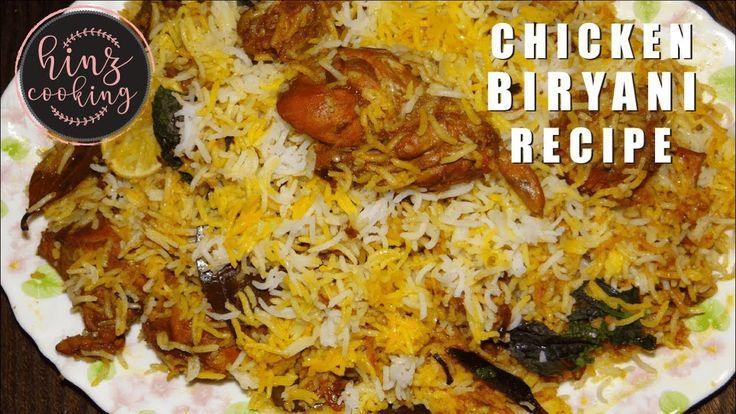 Easy Chicken Biryani Recipe - Homemade Biryani- Eid Special Recipes - Bi...