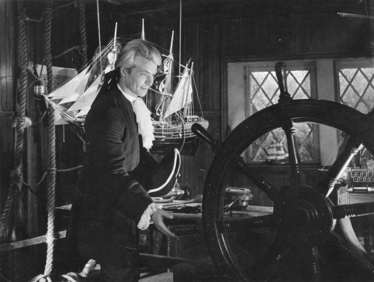 Robert Hoffman in Robinson Crusoe ( 1964 )
