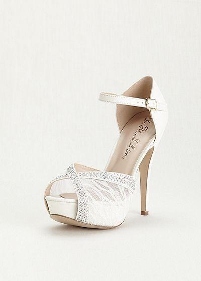 Zapatos de novia 2016 | Zapatos para novia exclusivos 2016