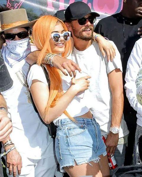 Kylie Jenner & Scott