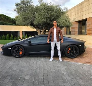 Lamborghini cristianoooo