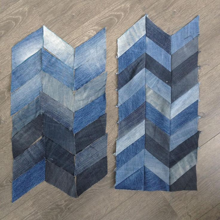 143 best denim quilt ideas images on Pinterest | Denim quilts ... : denim quilt patterns for beginners - Adamdwight.com