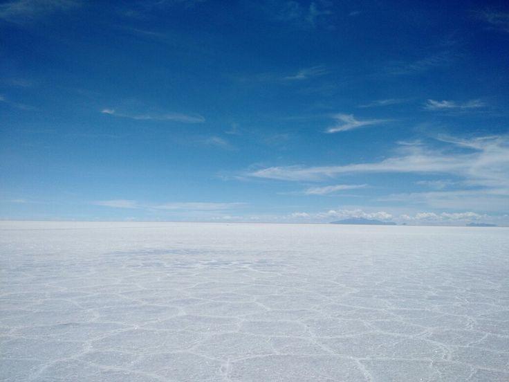 Bolivia- Salar de Uyuni