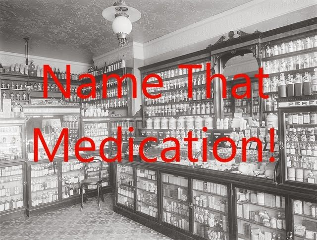Social work exam prep quiz: Name That Medication!