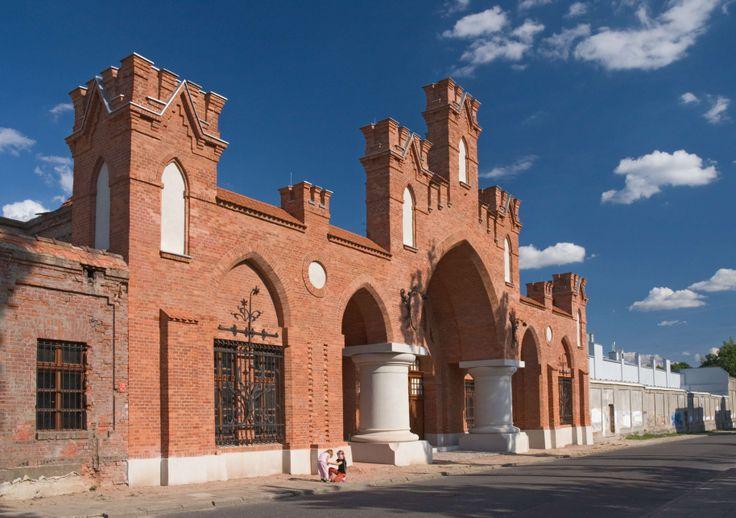Beczki Grohmana, Łódź, #lodz La fabbrica di Grohman, uno degli  importanti cotonifici di Lodz..