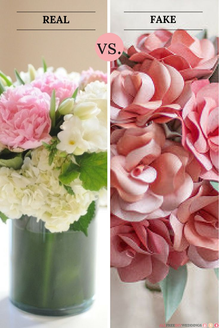 wedding centerpieces fake flowers%0A How to Make Paper Flowers     DIY Wedding Ideas