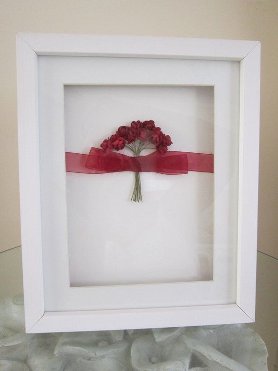 Red Roses Ruby Wedding Anniversary Gift Paper 1st Wife Mum