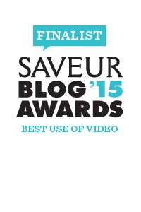 "Americulinariska is a Finalist for ""Best Use of Video"" in the 6th Annual SAVEUR Blog Awards!"
