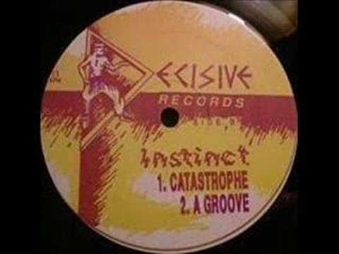 Instinct - A Groove 1991 Rare Detroit Techno! - YouTube