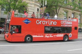 Ottawa bus tour