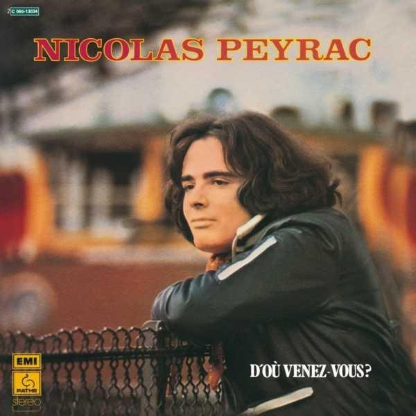 Nicolas Peyrac : Doù venez-vous ?