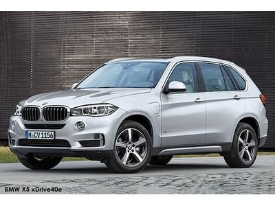 BMW xDrive meets BMW eDrive: The BMW X5 xDrive40e. For more click on image