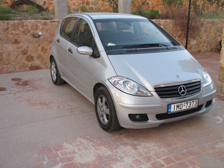 2010 MERCEDES A150 1.5 (105Hp)