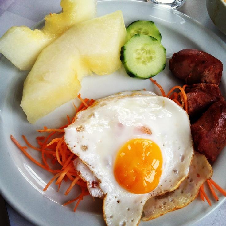 Breakfast, Club La Santa