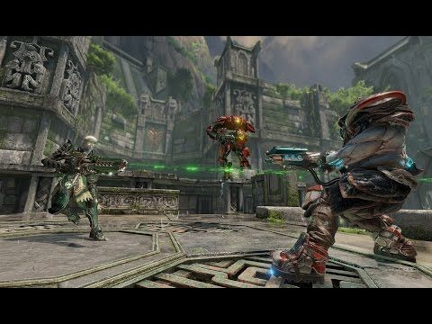 Quake Champions – Debut Gameplay Trailer - YouTube