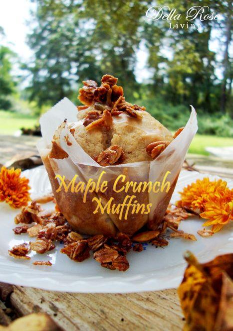 30 Sweet Muffin Recipes @ChocolateChocolateandmore