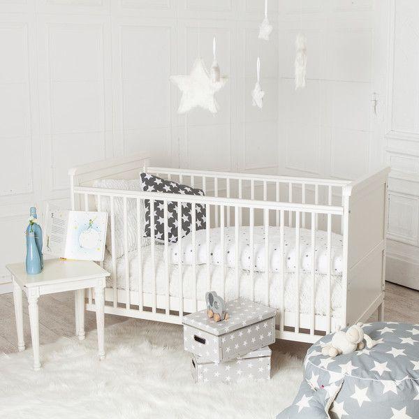 Babybetten - Puckdaddy Babybett, auch als Kinderbett umbaubar - ein…