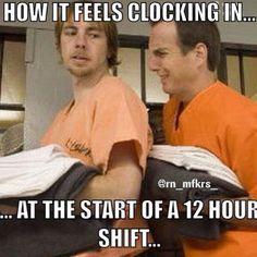 Nurse humor.                                                                                                                                                                                 More