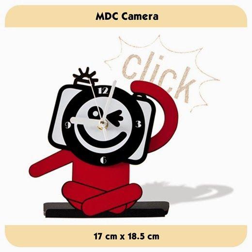 MDC Kamera - GALLERY JAM DINDING UNIK