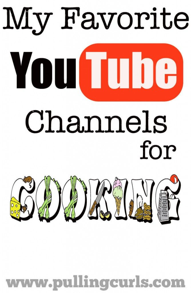My favorite youtube cooking channels.  It's a great self-reward for good work, to just enjoy someone else cook for a bit {if only I got to eat it}.