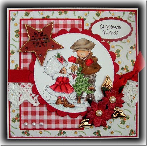 LOTV - Oh Christmas Tree by Bev