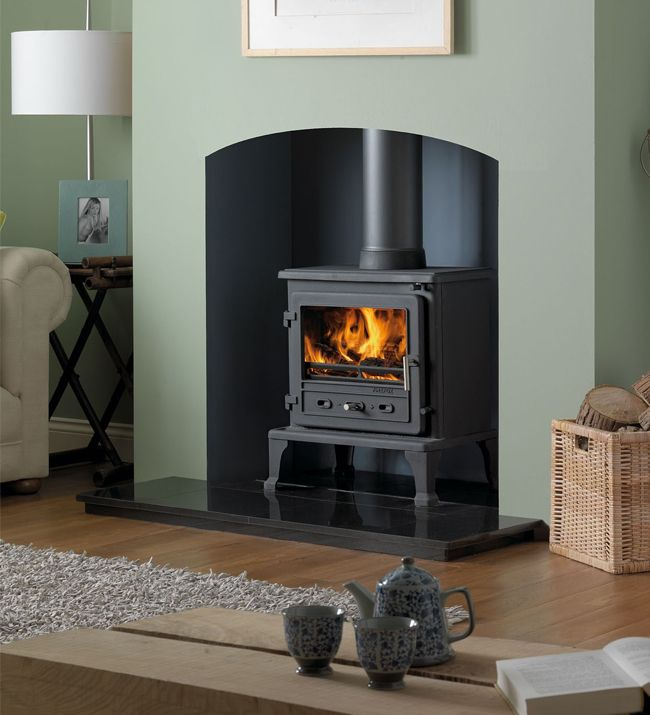 Firefox 8 Cleanburn DEFRA Approved Multifuel Stove  £438