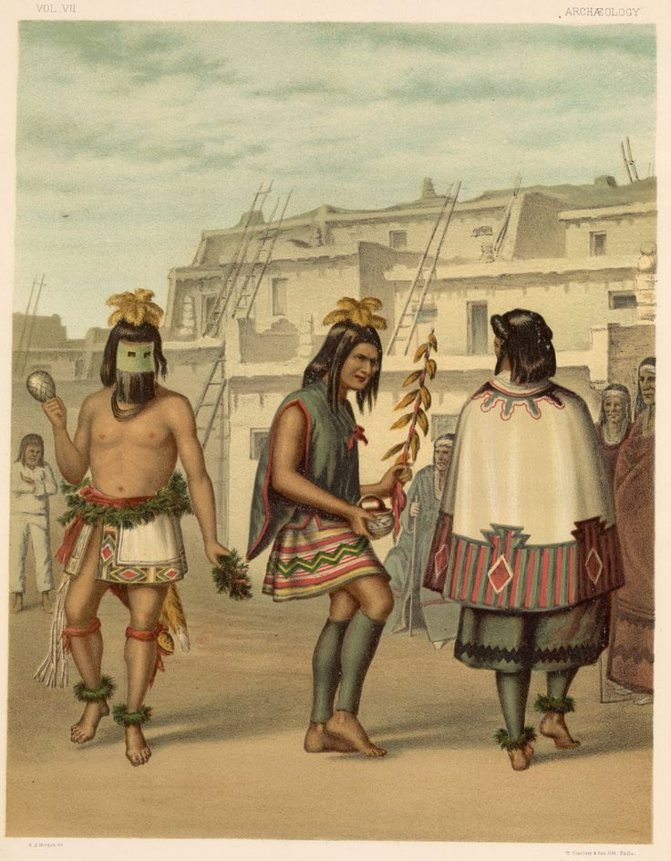 an introduction to the history of the zuni people Orpheus: myths of the world, by  as at first the gifts to this people of those noble old  it is would be the history of the otherwise vain.