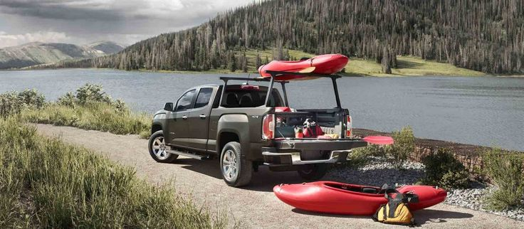 Nice Truck!! The new GMC Canyon!...  To customize your 2015 Canyon small pickup truck, accessories are engineered to meet GMC Professional Grade standards