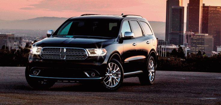 Best of Awards – Coolest SUV Stance – Dodge Durango Rallye and Blacktop