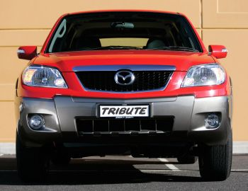 Mazda Tribute AU-spec '2006–08