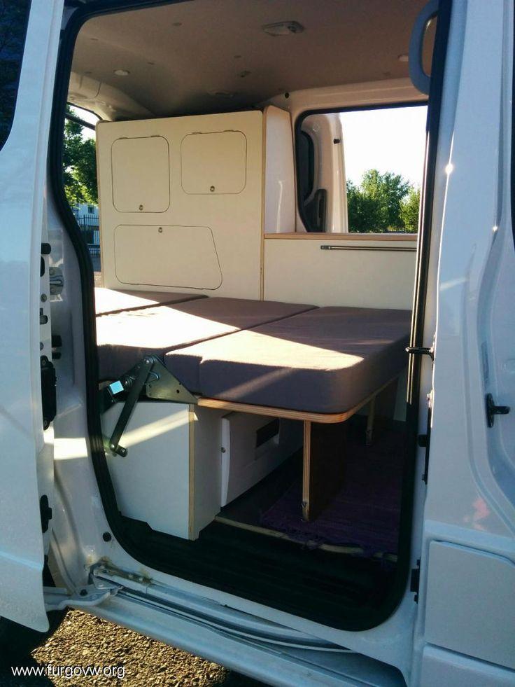 nissan nv200 combi 5 1 5 dci 90cv la milindri camper. Black Bedroom Furniture Sets. Home Design Ideas