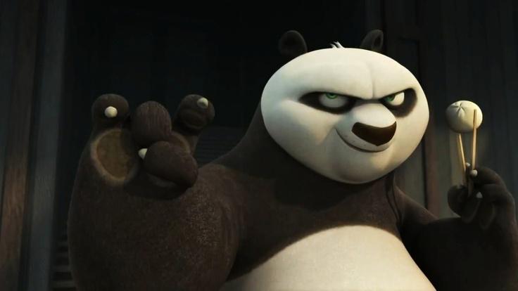 dumpling warrior (Kung Fu Panda)