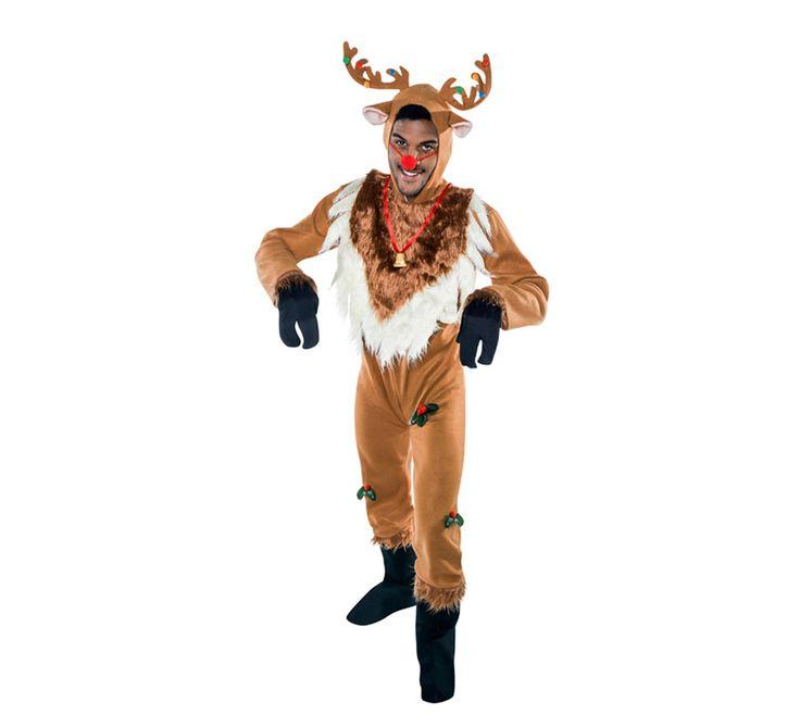Disfraz de Reno navideño en varias tallas