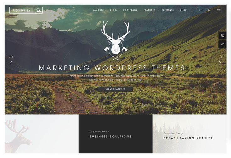 22 Most Popular Marketing WordPress Themes For Startups, Landing Pages. Products, Apps and Services 2016!