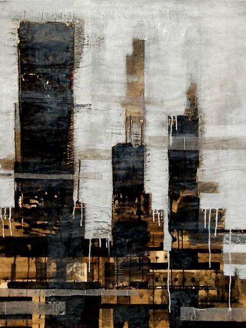 alexandrainspire:    preciousandfregilethings: Vertigo n5 85x120 mixed media on paper   www.artchipel.com...