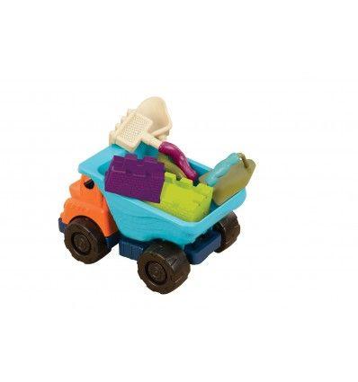 B.Toys Ciężarówka Sand Truck https://pulcino.pl/btoys/465-btoys-ciezarowka-sand-truck.html