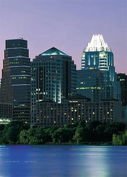 Stay a few nights at the wonderful Four seasons hotel in downtown austin to get an amazing view of the lake or downtown!