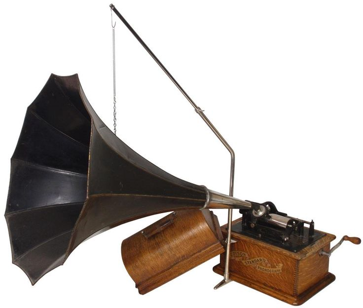 Edison Phonograph Standart Edition
