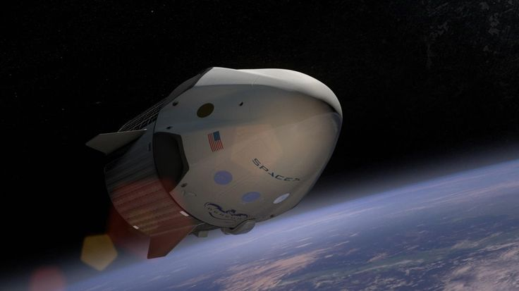Want A Ride To The ISS? SpaceX And Boeing Will Take You | Popular Science