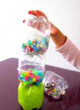 Botellitas sensoriales para bebés | Blog de BabyCenter