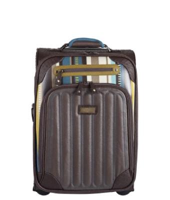 Spencer & Rutherford - Medium Suitcase - Lagoon