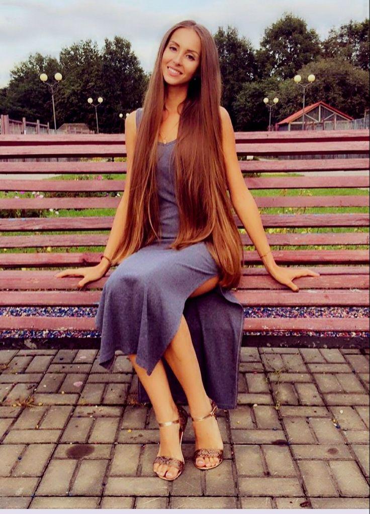 Beautiful Colored long hair.love it !